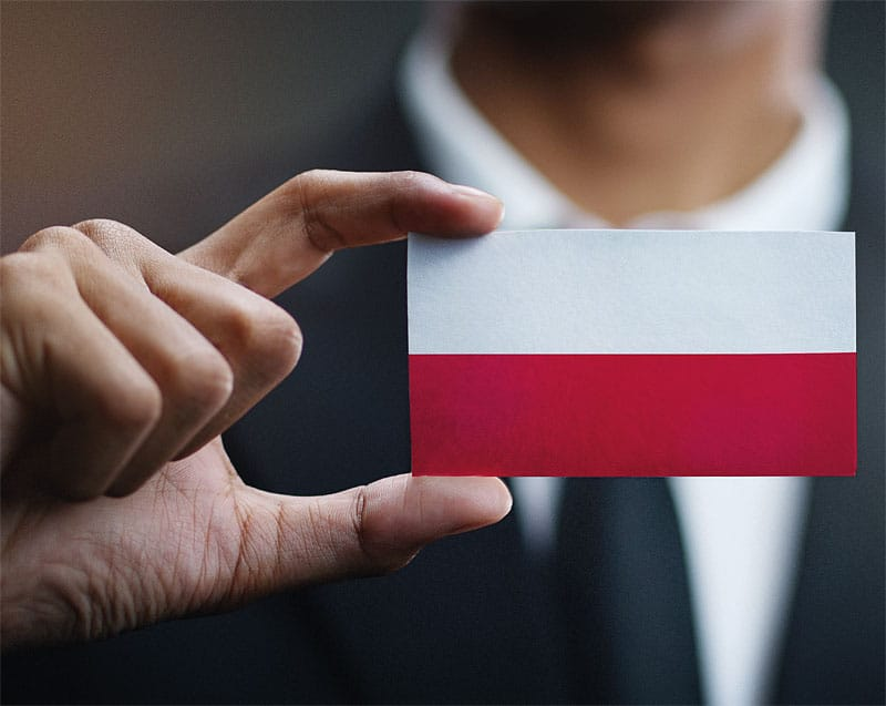 Are you planning to expend your business to Poland or any other European Union country?